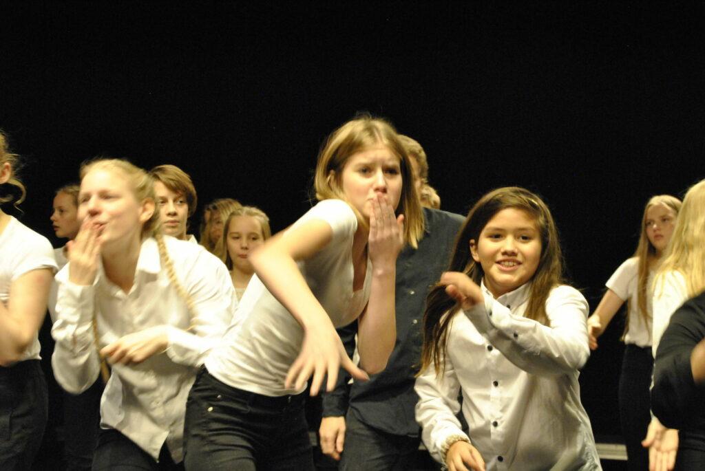 opera med och för barn